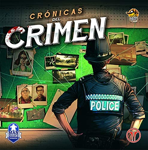 LAST LEVEL- Cronicas del Crimen Basico, Multicolor (BGCRONICAS ...