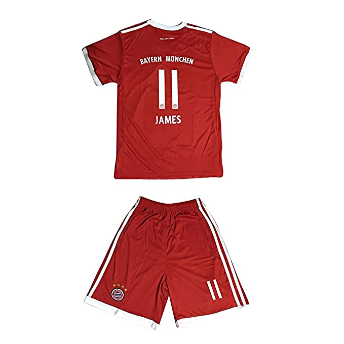 new arrival 78b6a 30859 Amazon.com: Necoke 2017/2018 Season Bayern Munich Home ...