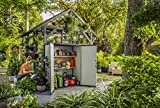 Keter Premier Tall Resin Outdoor Storage Shed