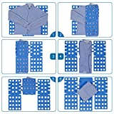Rovtop 13-in-1 Clothes Folder Shirt Folding Board