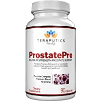 ProstatePro - 33 Herbs Saw Palmetto Prostate Health Supplement for Men | Non GMO...