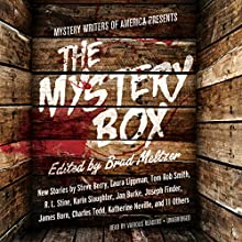 Mystery Writers of America Presents The Mystery Box Audiobook by Brad Meltzer (editor) Narrated by William Dufris, Karen White, Simon Vance, Malcolm Hillgartner, Scott Brick, John McLain, Kirby Heyborne, Paul Garcia