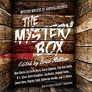 Mystery Writers of America Presents The Mystery Box Audiobook