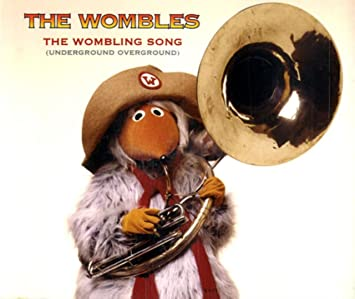 Image result for wombling song