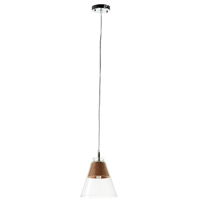Kave Home Lámpara de Techo Dibs, 20 cm: Amazon.es: Hogar