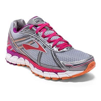 49c7e24861d Brooks Defyance 9 Women s Running Shoes (2A Width) - 5 - Silver