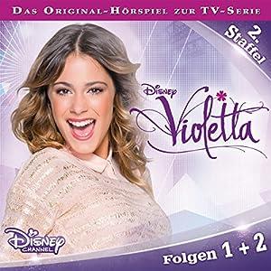 Violetta 1 & 2 (Violetta Staffel 2) Hörspiel