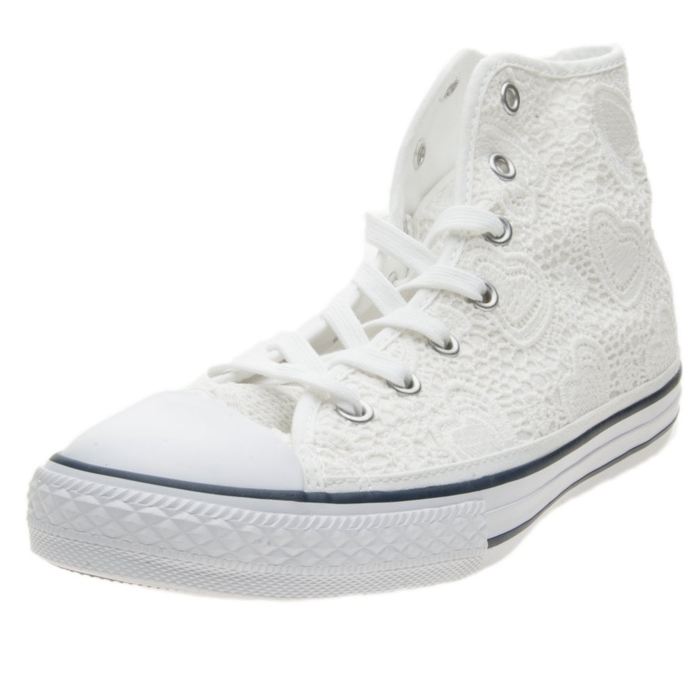 Converse CTAS Hi Sneaker (12 M US Little Kid)