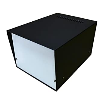 Caja de escritorio para proyectos electrónicos (150 x 200 x 120 mm ...