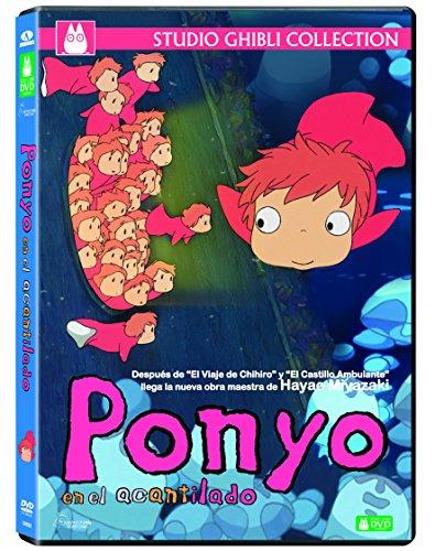 Ponyo En El Acantilado (Import Movie) (European Format - Zone 2) (2012) Dibujos Animados; Hayao Miyazaki; S