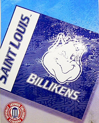 The Northwest Company NCAA Officially Licensed St. Louis SLU Billikens Plush Extra-soft Blanket Throw 50