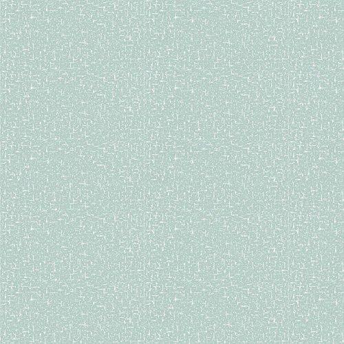 (Carousel Designs Seafoam Heather Fabric by The Yard - Organic 100% Cotton)