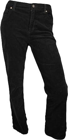 Amazon Com Gloria Vanderbilt Woman Plus Size Amanda Corduroy Pants Black 24w Short Clothing