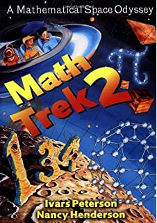 Math trek adventures in the math zone ivars peterson nancy math trek 2 a mathematical space odyssey fandeluxe Images