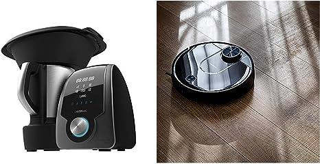 Cecotec Robot de Cocina Multifunción Mambo 7090 + Robot Aspirador Conga Serie 3690 Absolute: Amazon.es: Hogar