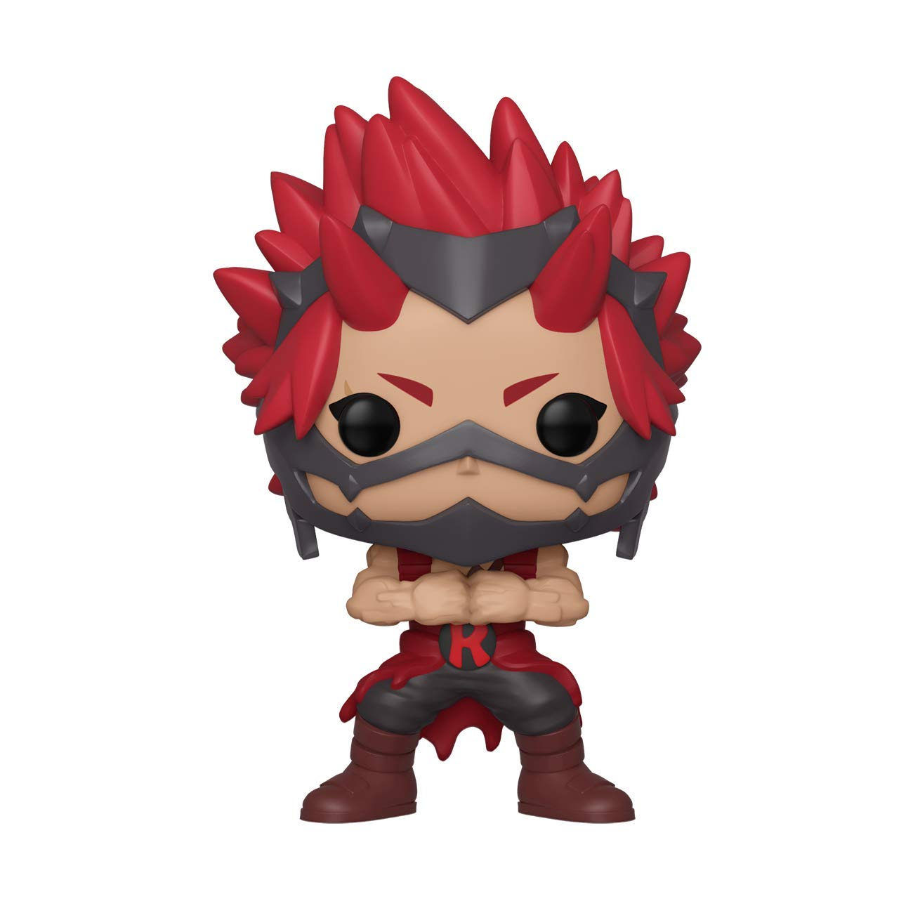 Funko 42937 POP. Vinyl: Animation: My Hero Academia-Kirishima Collectible Figure, Multicolour, One-Size