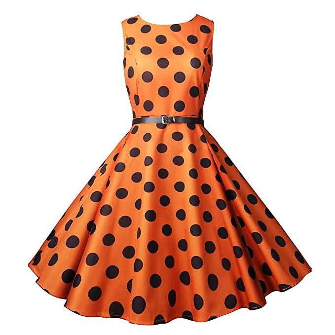 DoraMe Vestiti Vintage Abiti Elegante 08bc561f6a7