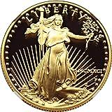 1991 P $25 American Eagles - Gold Gold Eagle Twenty Five Dollar PR70 NGC DCAM