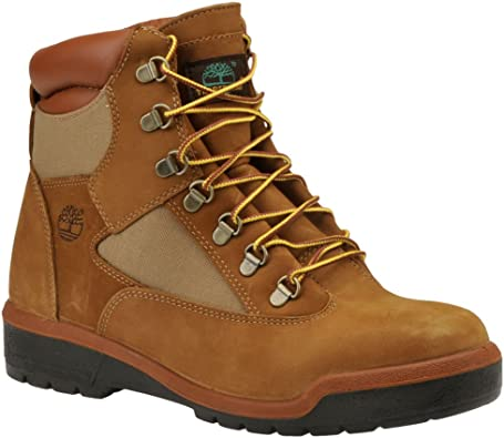 escritura Nombre provisional Porra  Amazon.com: Timberland - Botas de campo para hombre, 6.0 in, impermeables,  color gris: Shoes