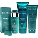 Krastase Resistance Therapiste Shampoo, Conditioner And Serum Trio