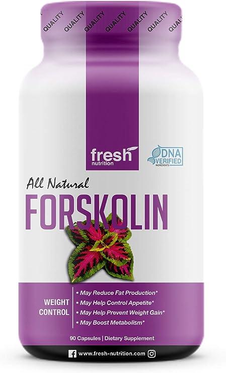 Forskolin aus Coleus Forskohlii und Artischockenextrakt