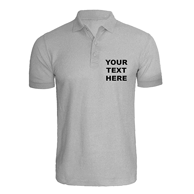 Camisas de polo personalizadas estampadas personalizadas ...
