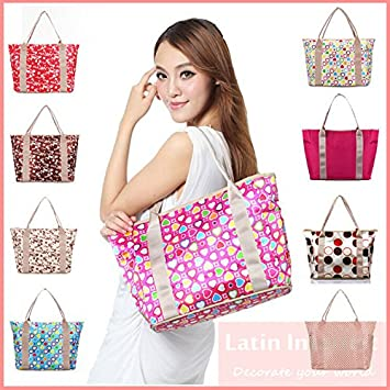 Amazon.com : Fashion 14Color/Style Maternity Big Nappy Bags ...