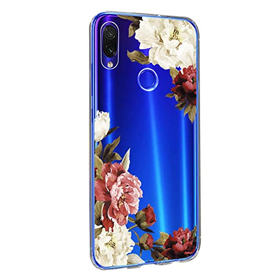 Amazon.com: Case Compatible with Xiaomi Redmi Note 7 Case ...