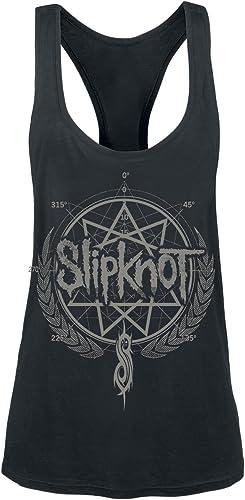Slipknot Blurry Top donna nero