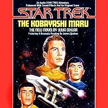 Star Trek: The Kobayashi Maru (Adapted) Audiobook by Julia Ecklar Narrated by James Doohan