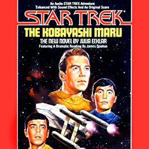 Star Trek: The Kobayashi Maru (Adapted) Audiobook