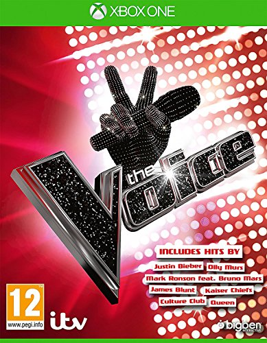 The Voice (Xbox One) (Singstar Pop)