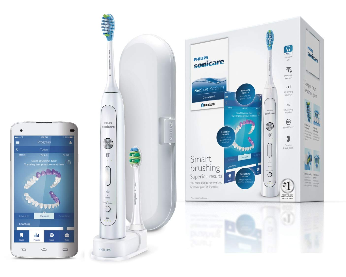 Philips Sonicare FlexCare Platinum HX9192/01