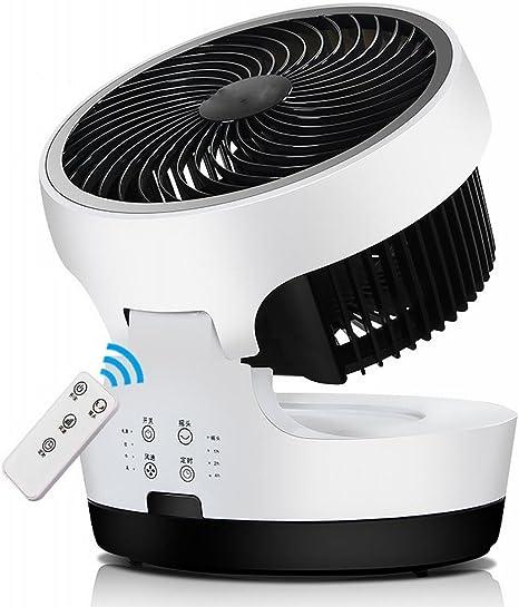 YL LY Ventilador de Circulación de Aire Turbina Eléctrica Ventilador de la Casa Control Remoto Ventilador Mudo ...