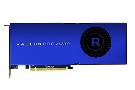 Amazon.com: AMD Radeon Pro WX 8200 Graphic Card: Computers ...