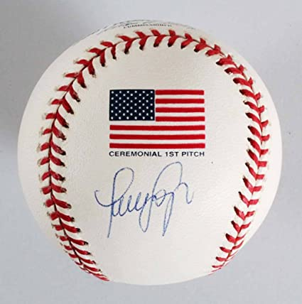 Baseball-mlb Sports Mem, Cards & Fan Shop Coa Jsa Provided Luis Sojo Signed Baseball Yankees