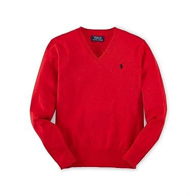 c138c1b48ae1f ポロ ラルフローレン キッズ POLO RALPH LAUREN CHILDREN 正規品 子供服 ボーイズ セーター COTTON V