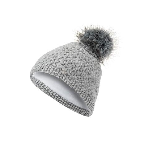 153abe0e41e944 Amazon.com: Spyder Women's Icicle Hat, Alloy/Alloy, One Size: Sports ...