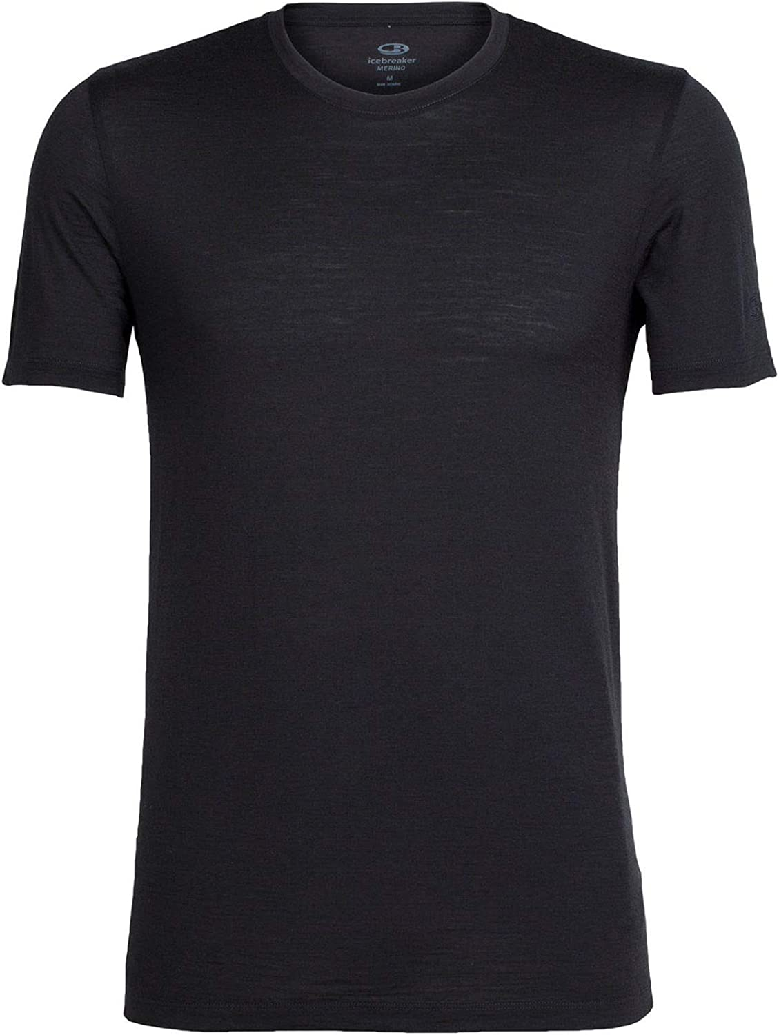 Icebreaker Mens Tech Lite Short Sleeve Crewe