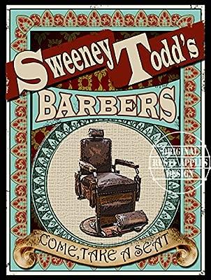 sweeeny Todd barberos