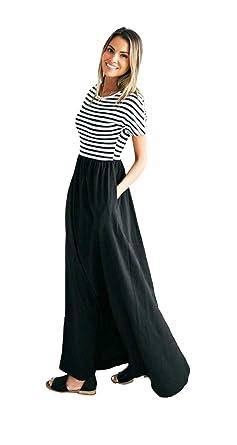 d19d14a826b Womens Chiffon Maxi Dresses Beach Petite Crochet Fall Wedding Guest Dress  Halter Long Summer Dresses for