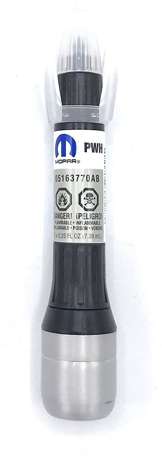 White Touch Up Paint Mopar 5163713AB