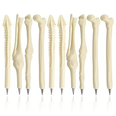 Bone-shaped Ballpoint Pens