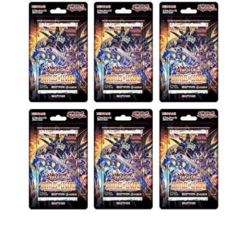 Legend Yugioh (Yu-Gi-Oh Battles of Legend Relentless Revenge (6 Blister Packs))