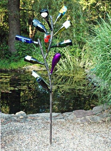 Kinsman 82 x 17 in. Fabulous Fun Bottle Tree