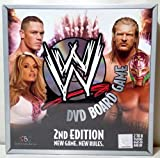 WWE DVD Board Game 2nd Edition
