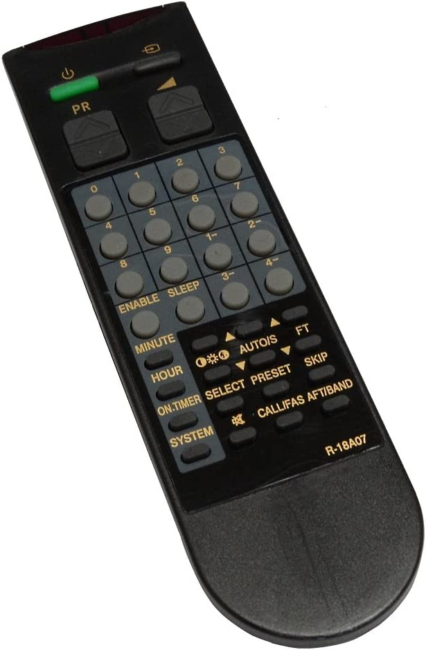 AERZETIX - DIS173 Mando a Distancia para televisor Compatible con ...