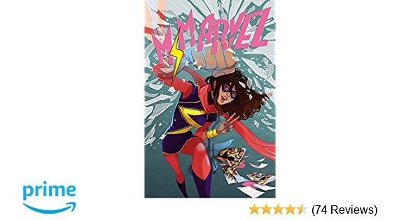 Amazon com: Ms  Marvel Vol  3: Crushed (9780785192275): G  Willow