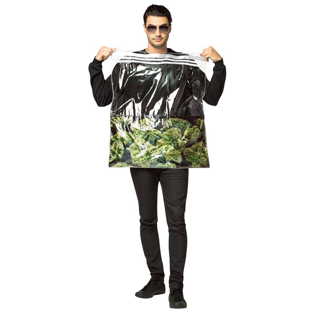 Rasta Imposta Adult Bag of Weed Costume