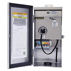 Lightkiwi W9715 Multi-Tap Low Voltage Transformer